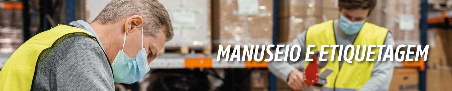 venture cargo serviços- manuseio e etiquetagem