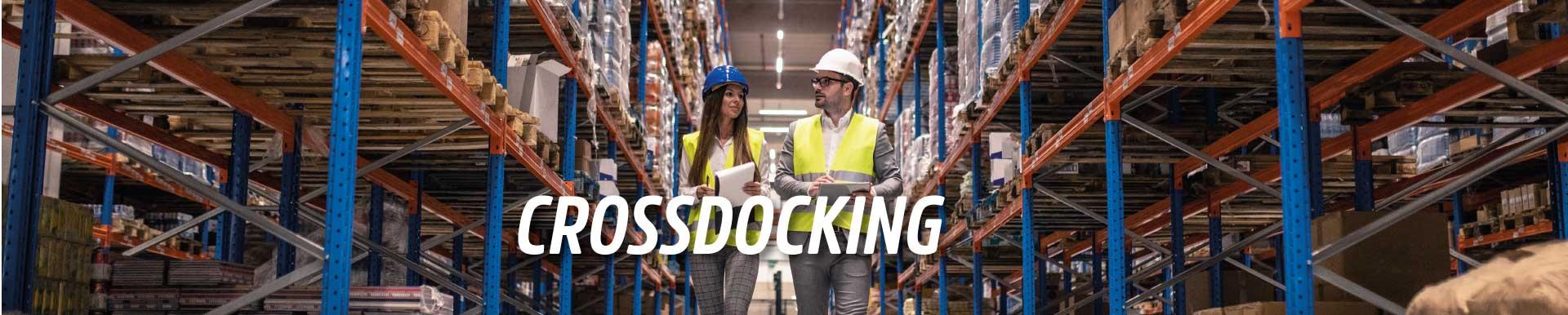 Venture Cargo - serviços - crossdocking