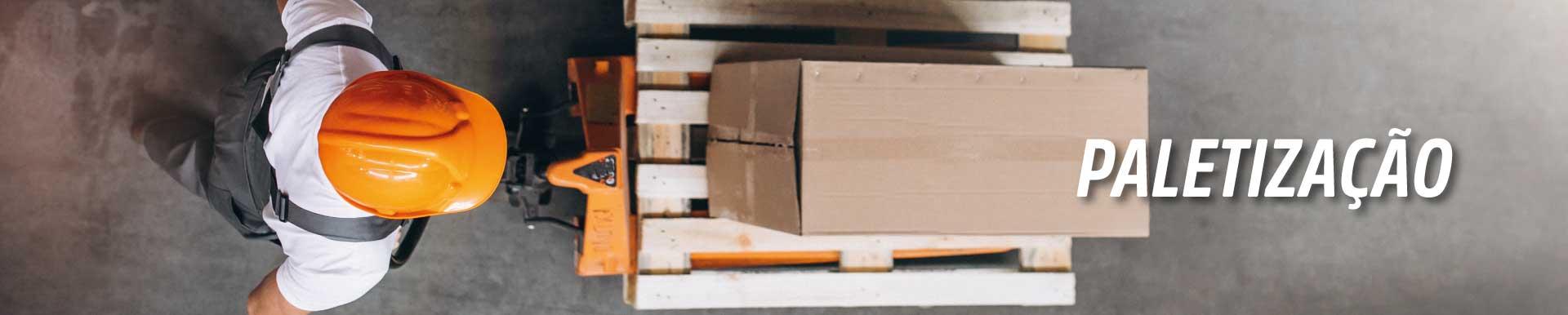 venture cargo serviços - paletizacao